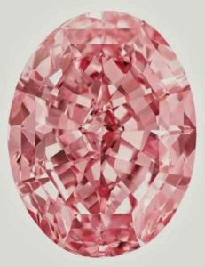 "The 59.6-carat ""Pink Star"""