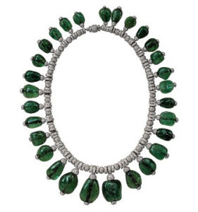 The 'Merle Oberon' Necklace, Cartier London, circa 1938