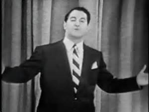 One of the old-school entertainers, Danny Thomas